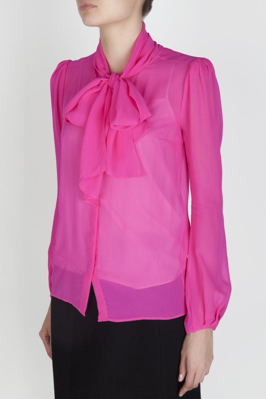 Шелковой Блузки
