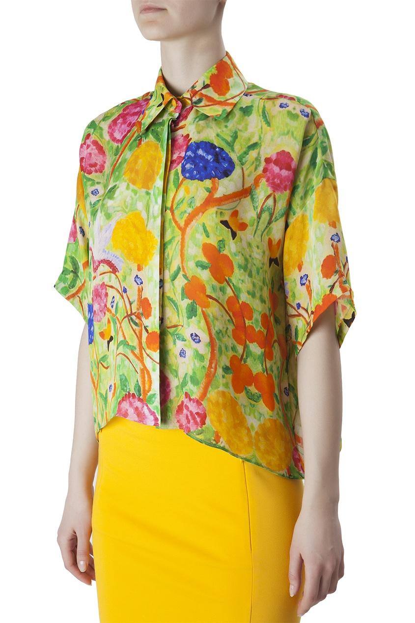 Блузки Из Шелка Модные В Волгограде